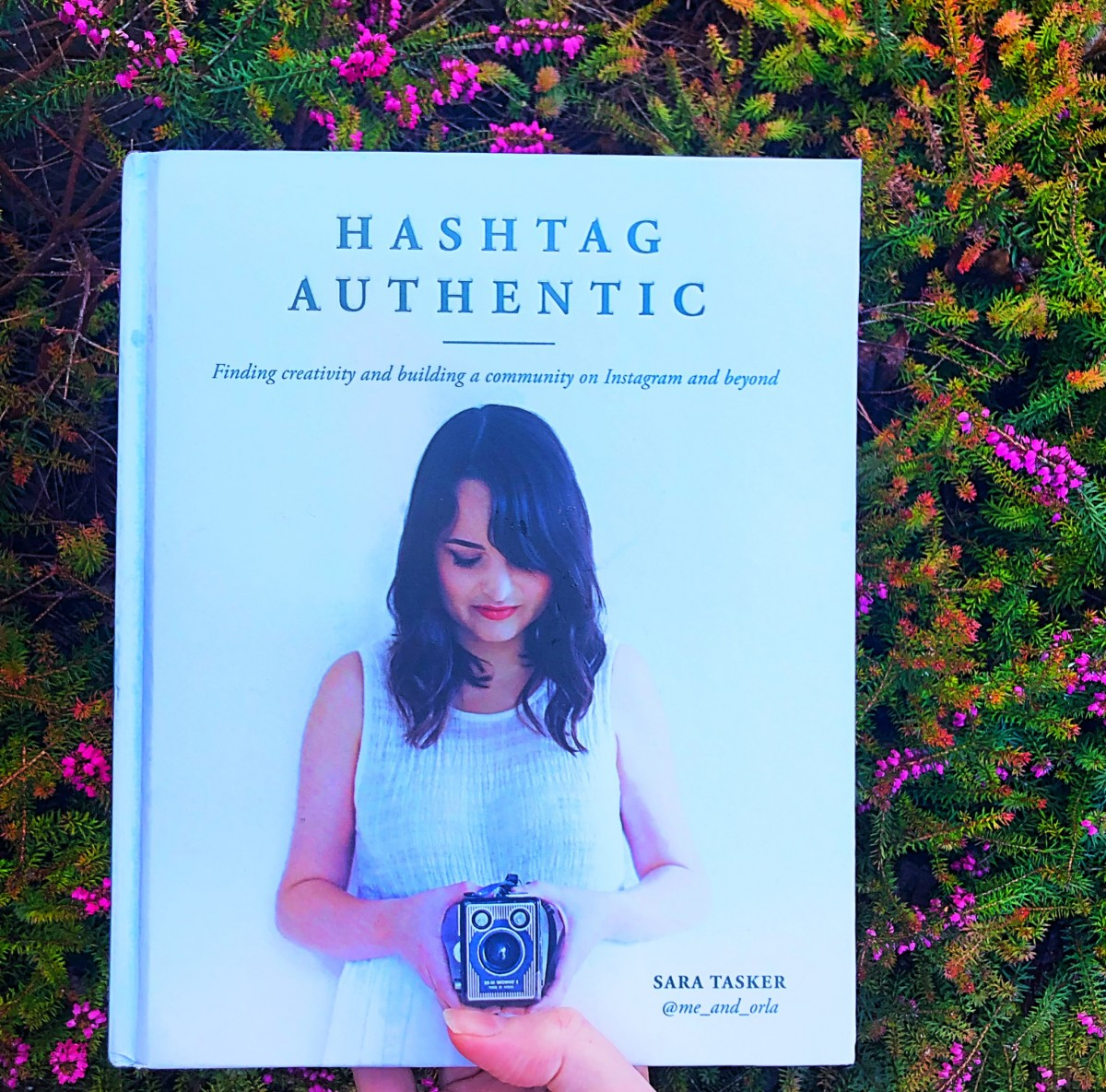 Review: Hashtag Authentic by Sara Tasker